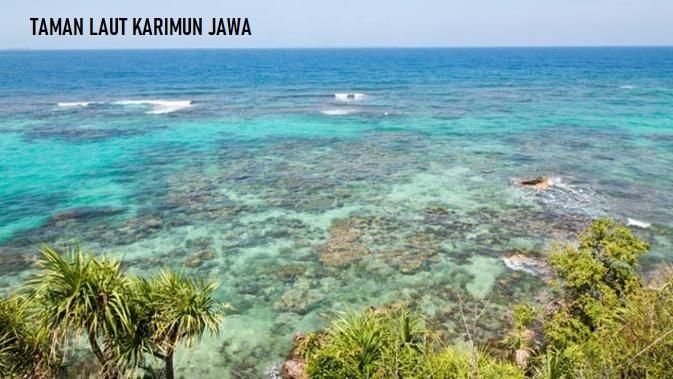 Taman Laut Karimun Jawa