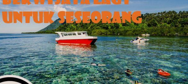 Beberapa Manfaat Berwisata Laut Untuk Seseorang