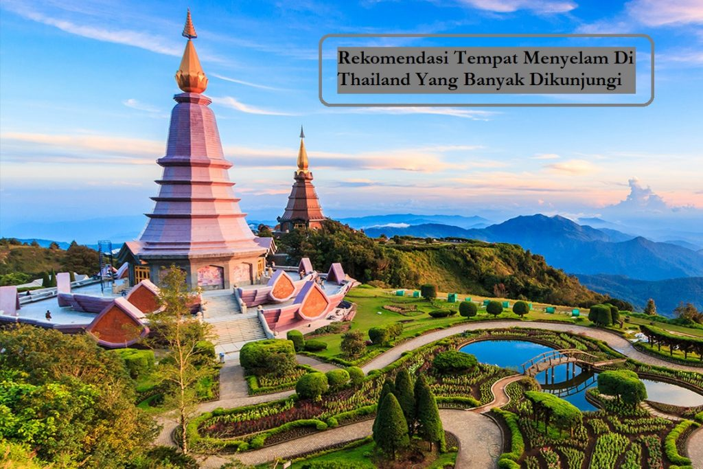 Rekomendasi Tempat Menyelam Di Thailand Yang Banyak Dikunjungi